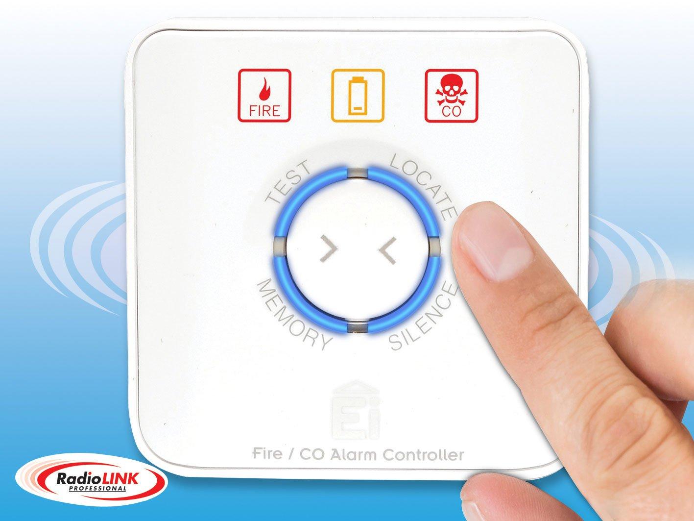 Aico Radiolink Wire Free Alarm Interconnection