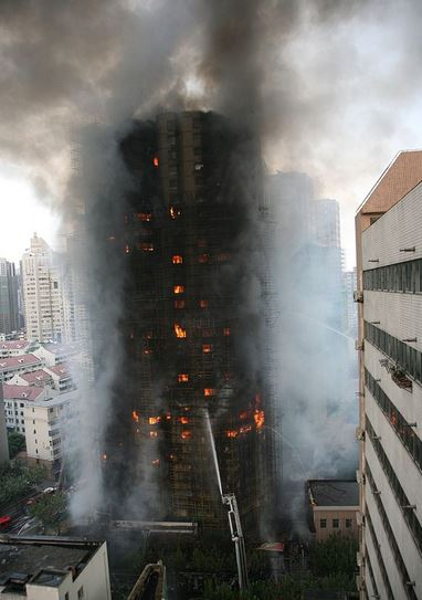 Dubai Inferno 5 Of History S Worst Skyscraper Fires