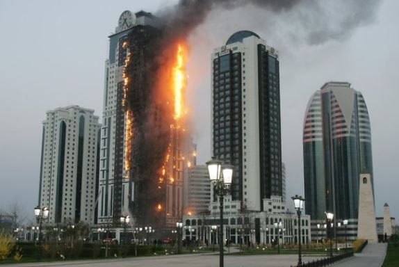 Dubai High Rise Fires Sky High Cladding Costs Might