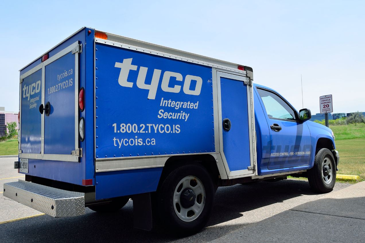 tyco profile of a fire and security colossus