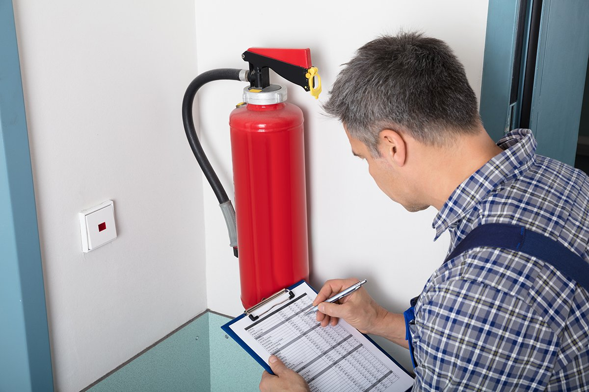 A Rough Guide To Fire Extinguisher Servicing And The