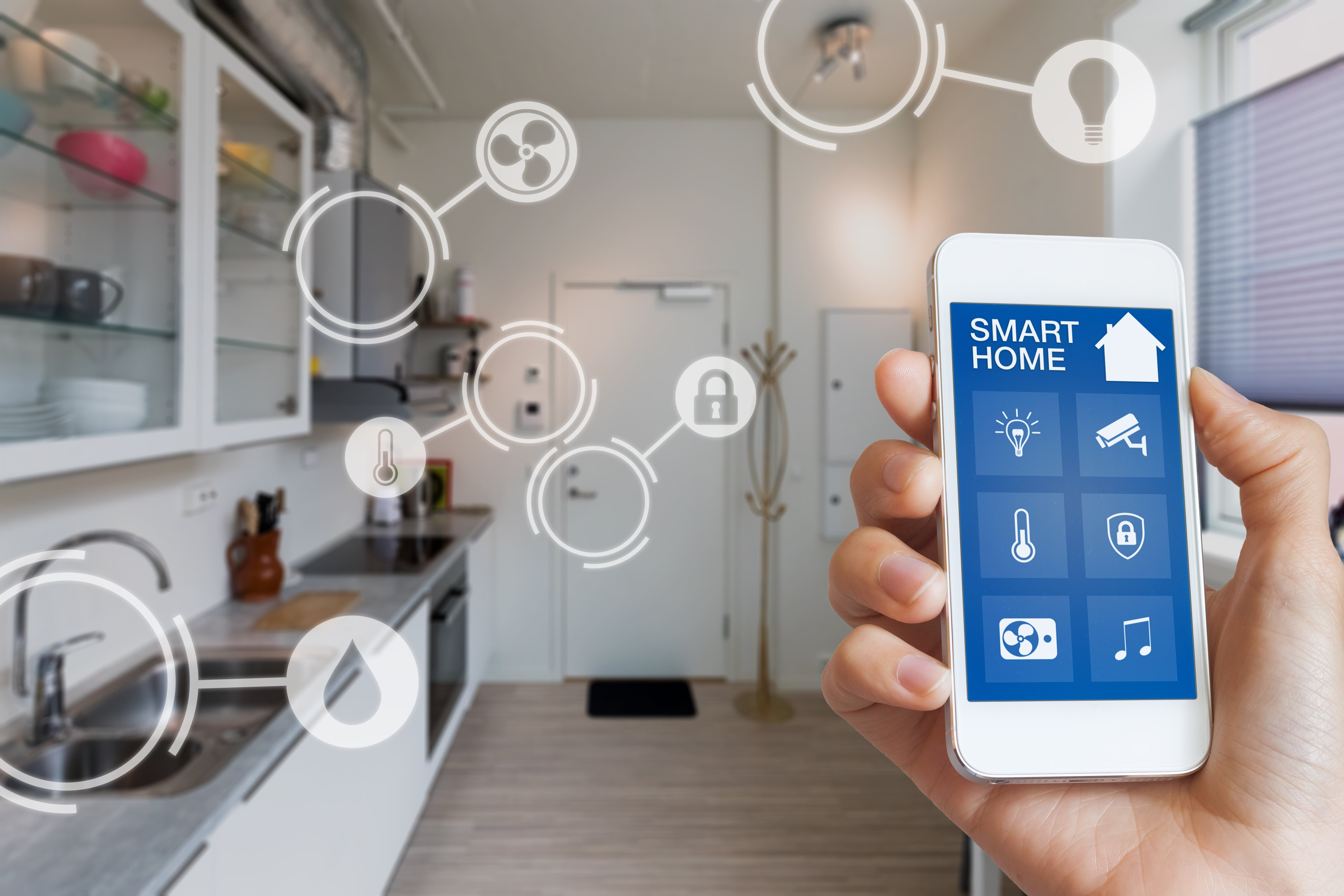 The business models gaining ground in the smart-home market