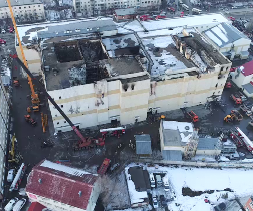 What lessons can be learned from the Kemerovo fire?