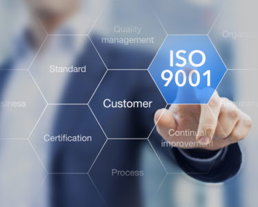 Pacom Is Certified To Quality Management Standard Iso 9001